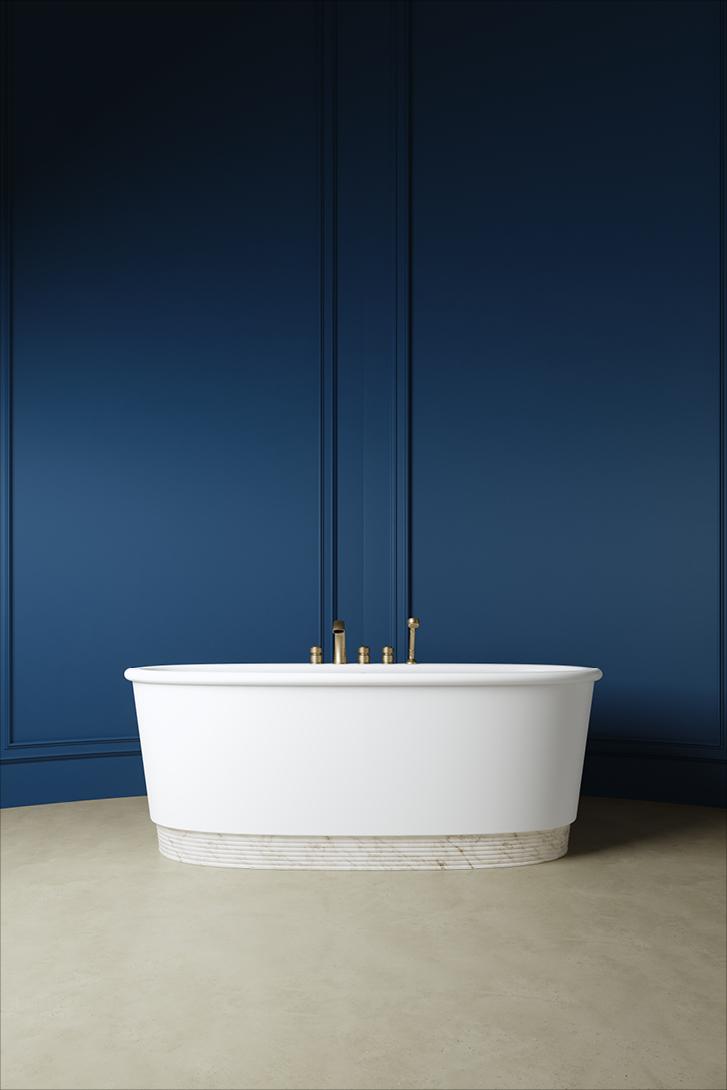 Devon and devon meubles de salle de bains design et de luxe d'inspiration rétro