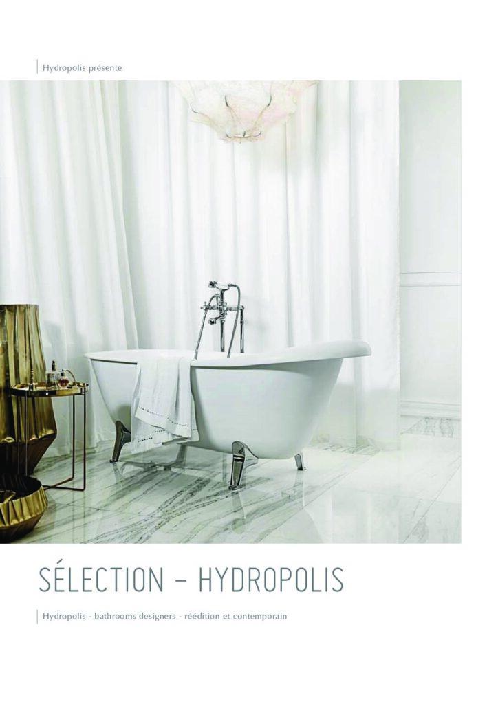 Image de couverture du cahier de tendances Hydropolis