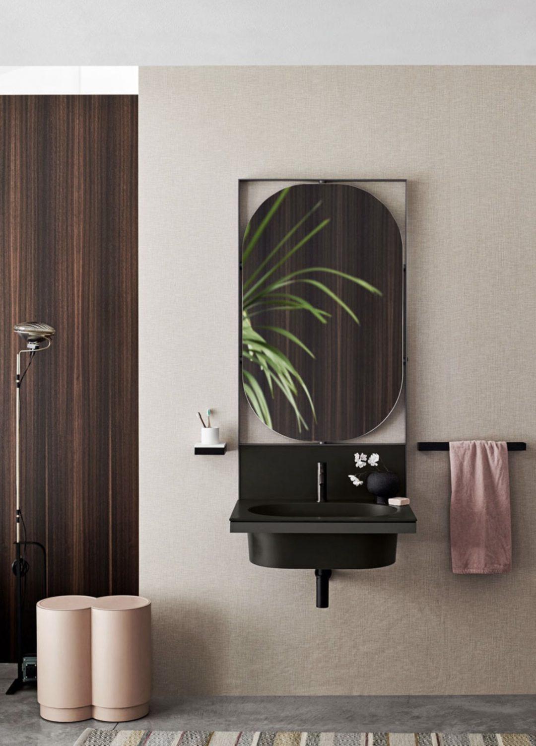 Tendance salle de bains contemporaine_Cielo