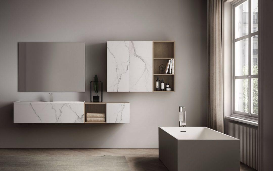 Meuble de salle de bains_IDEA