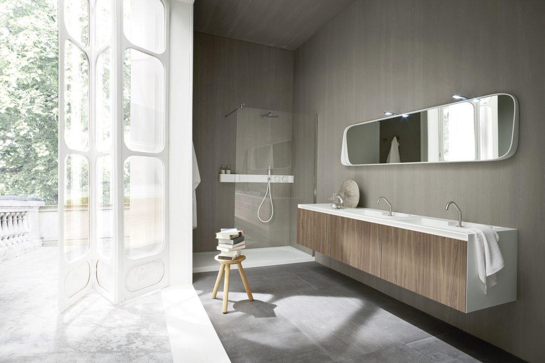 Plans vasques et mobiliers Rexa Design chez Hydropolis