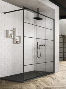 Une salle de bains graphique_Vismaravetro