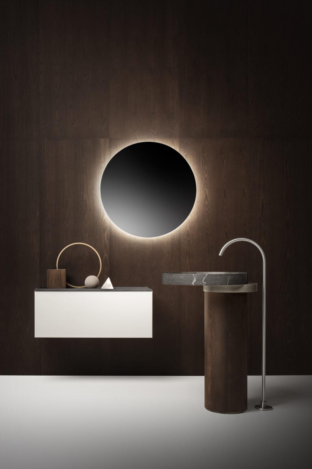 Meuble de salle de bains avec rangement_Falper