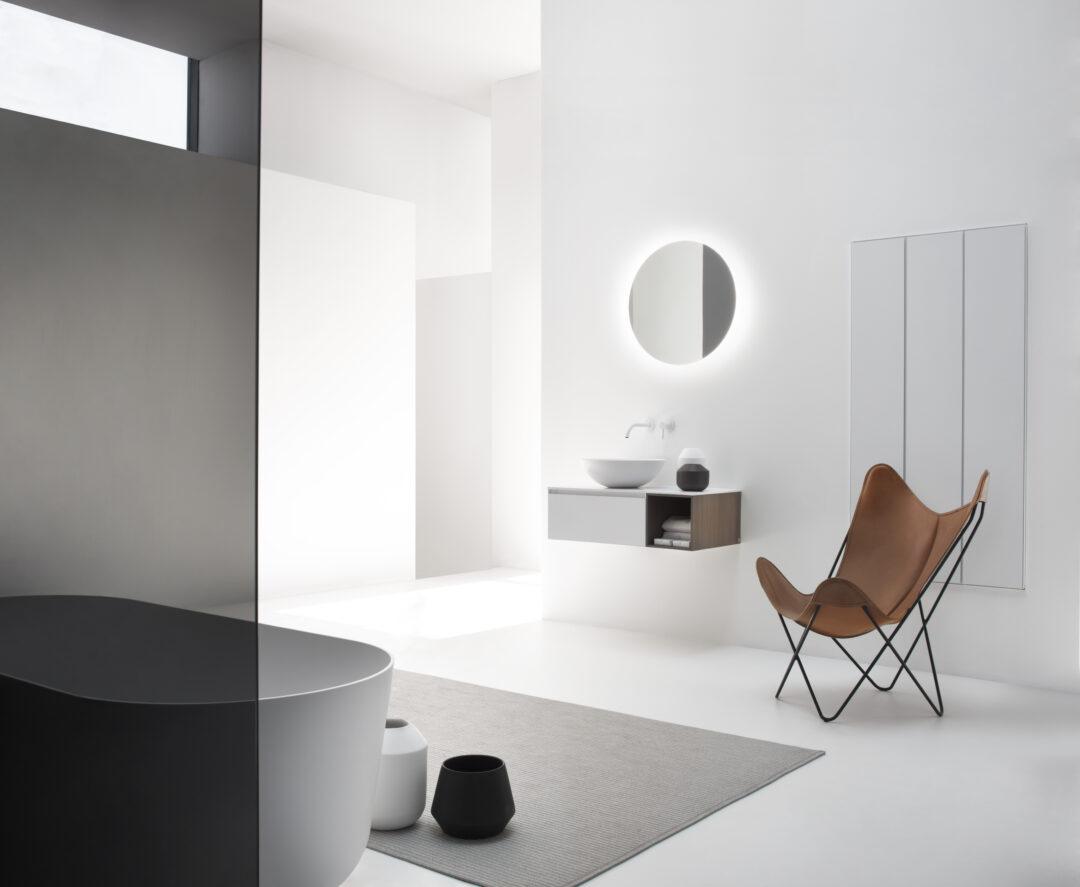 Salle de bains contemporaine_ Falper