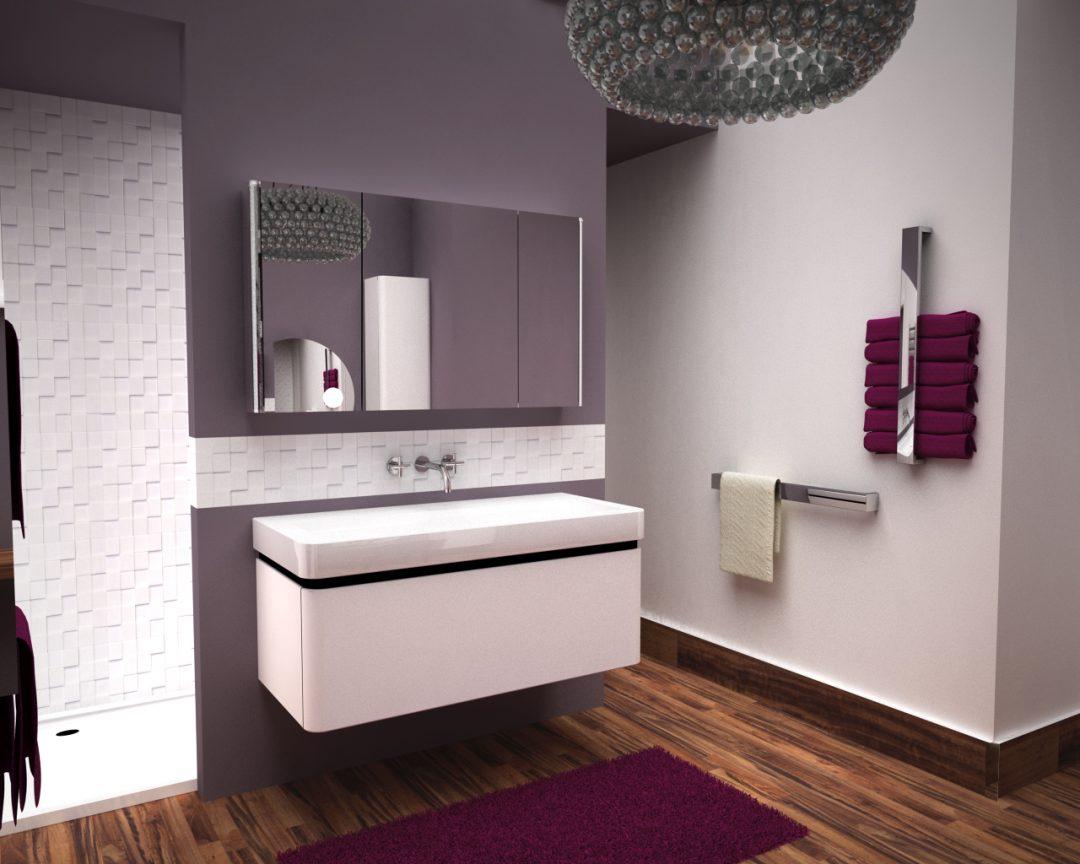 Rénovation d'une salle de bains dans un appartement à Avignon