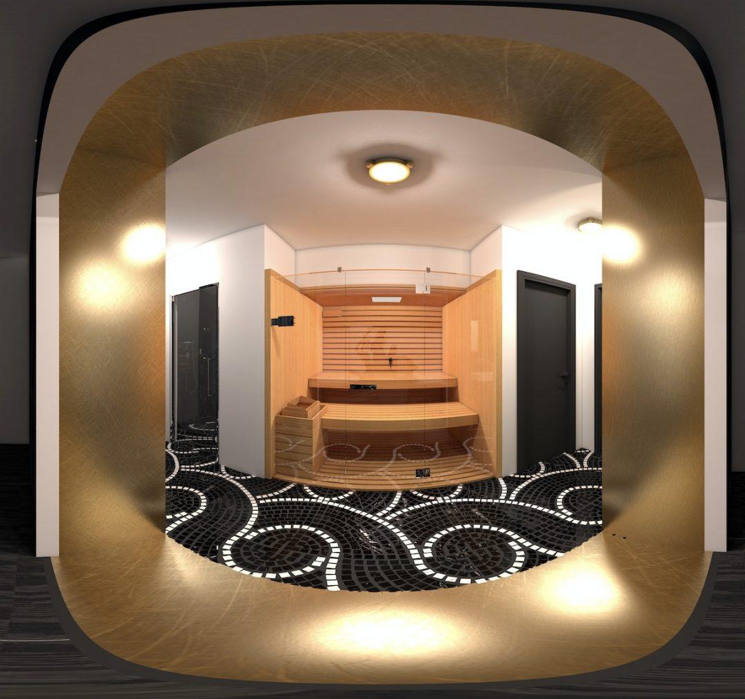 Projet Sauna