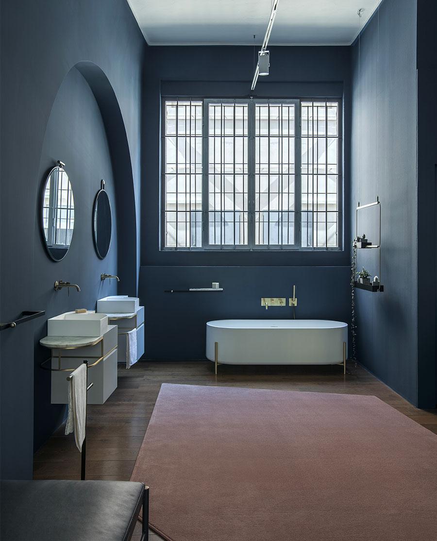 Meuble de salle de bains contemporain_Ex-t