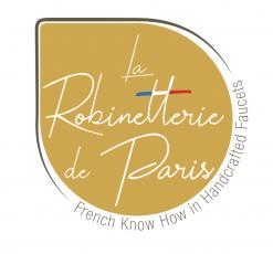 LOGO LA ROBINETTERIE DE PARIS