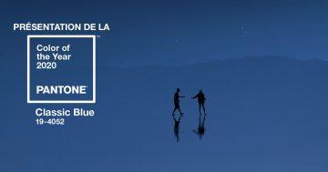 L'année du bleu