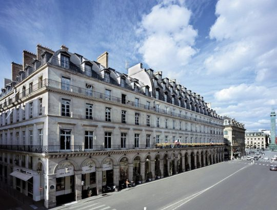 HÔTEL LOTTI**** - PARIS
