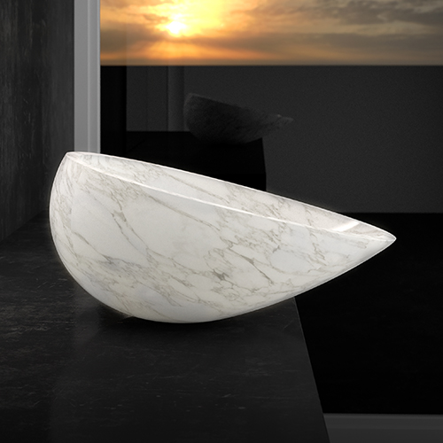 Glass Design - Air-Calacatta