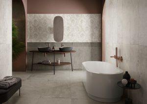 Meuble de salle de bain avec piètement_VitrA_Bathrooms
