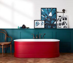 Hydropolis_CollectionDrummonds-Baignoire en fonte, ambiance rétro dans la salle de bains