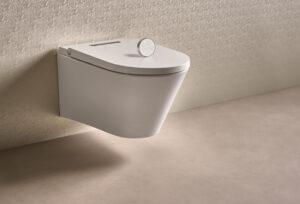 Innovation : Axent One nouvelle génération du wc lavant