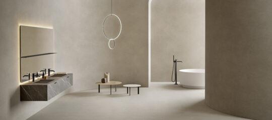 Grate salle de bain tendance