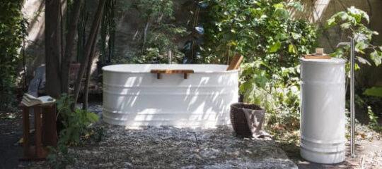 Agape salle de bain nature